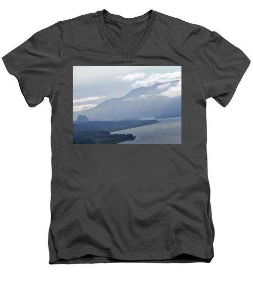 Mysterious Men's V-Neck T-Shirt