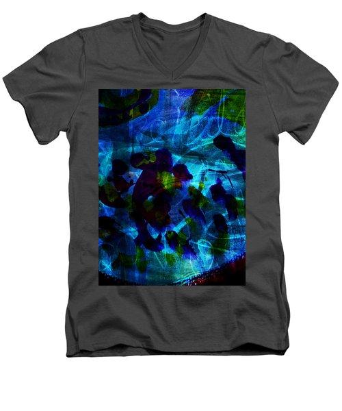 Mystic Creatures Of The Sea Men's V-Neck T-Shirt