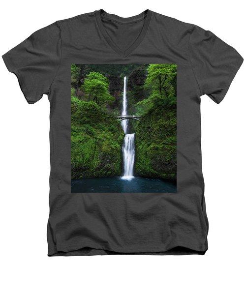Mystic Falls Men's V-Neck T-Shirt