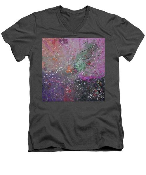 Mystical Dance Men's V-Neck T-Shirt