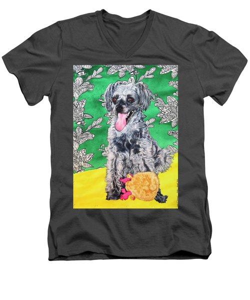 Nacho Men's V-Neck T-Shirt