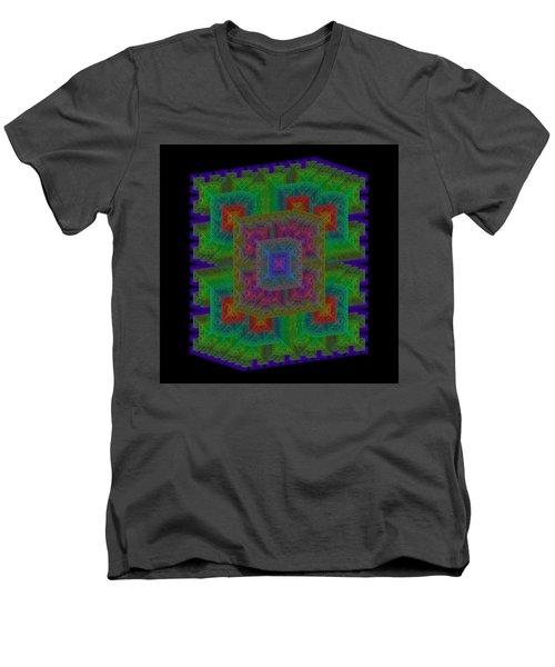 Nadiations Men's V-Neck T-Shirt
