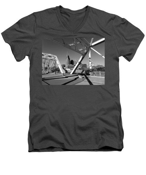 Nashville Men's V-Neck T-Shirt
