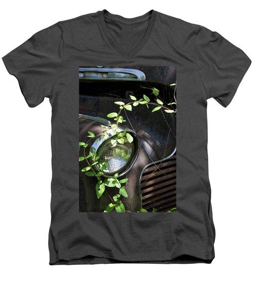 Nature Takes Over Men's V-Neck T-Shirt