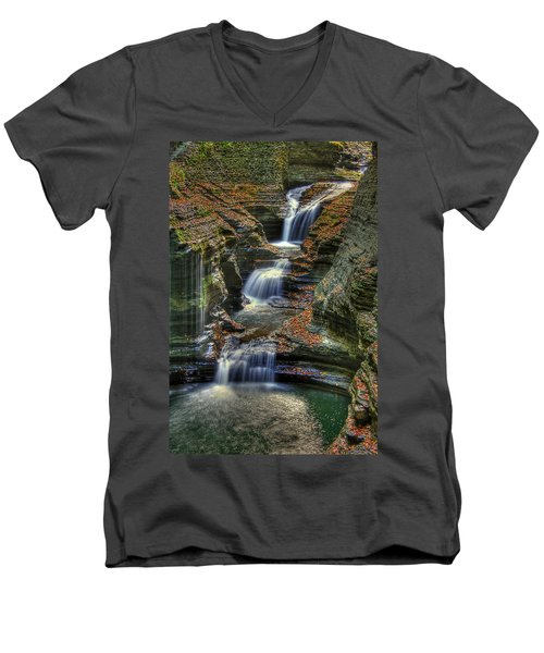 Nature's Tears Men's V-Neck T-Shirt