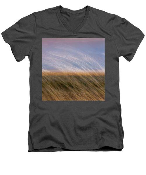 Nauset Beach 2 Men's V-Neck T-Shirt