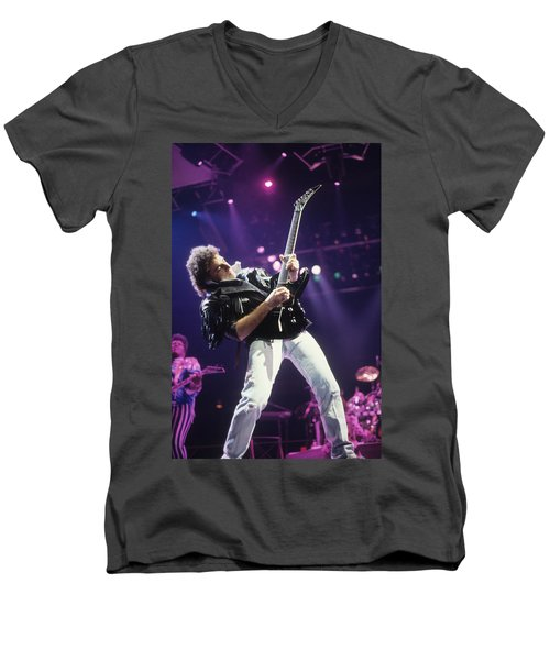 Neal Schon Men's V-Neck T-Shirt