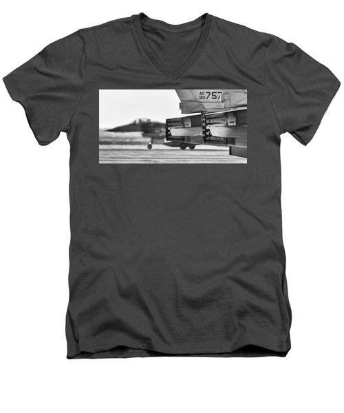 Nest Of Vipers Men's V-Neck T-Shirt