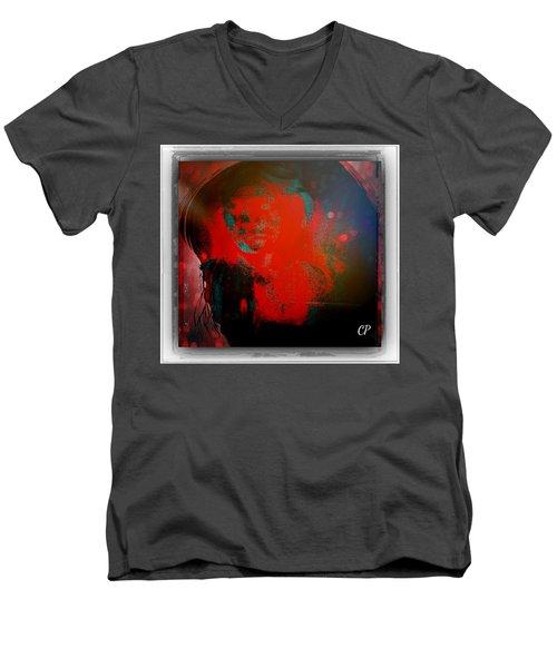Nevermind Men's V-Neck T-Shirt