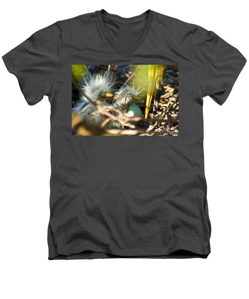 New Arrivals Men's V-Neck T-Shirt