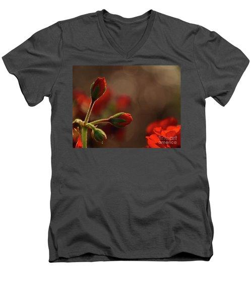 New Day Beauties - Georgia Men's V-Neck T-Shirt