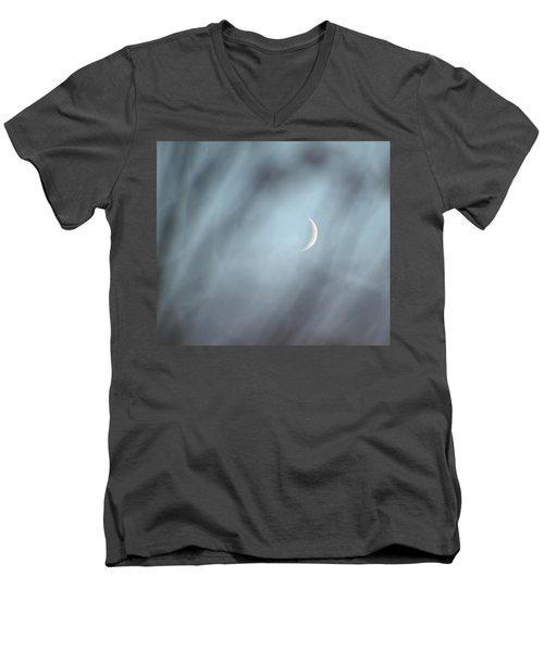 New - Men's V-Neck T-Shirt