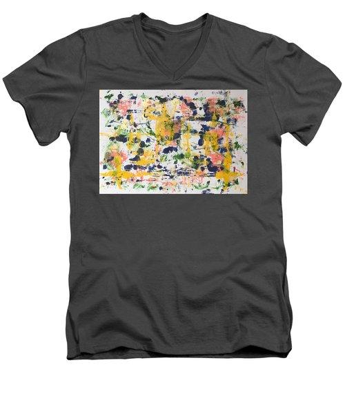 New Orleans No 2 Men's V-Neck T-Shirt