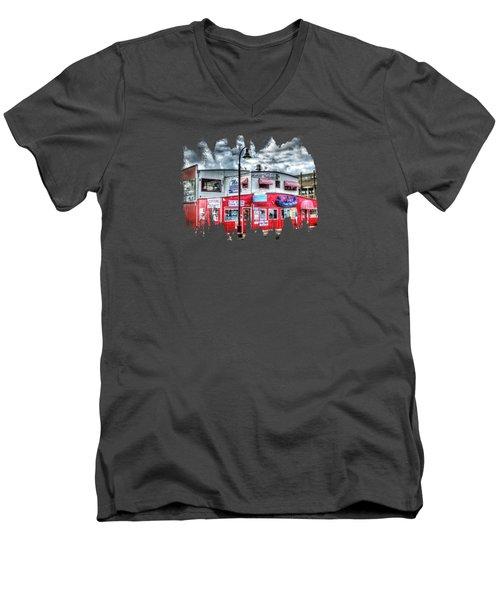 Newport Tradewinds And Mo's Men's V-Neck T-Shirt