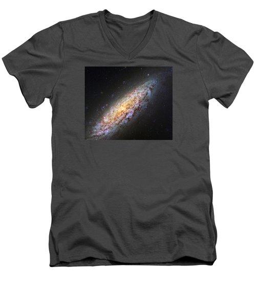 Ngc 6503 Men's V-Neck T-Shirt