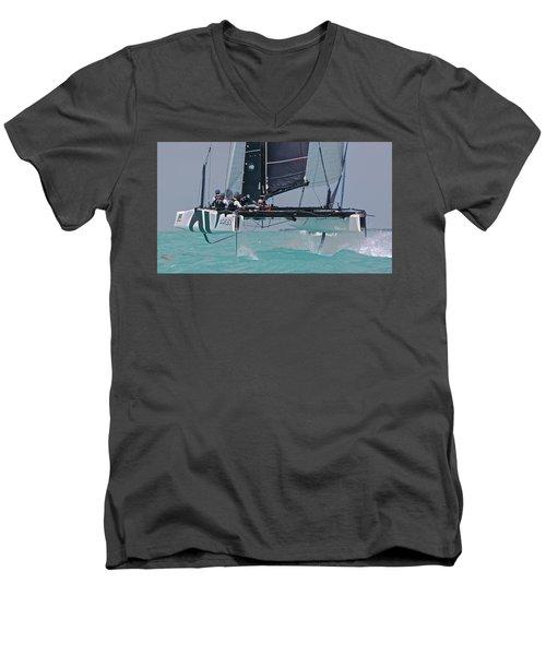 Nice Day Men's V-Neck T-Shirt