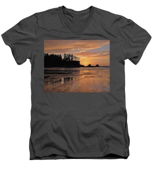 Night Pastel Men's V-Neck T-Shirt