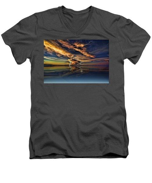 Nightcliff Pop Men's V-Neck T-Shirt
