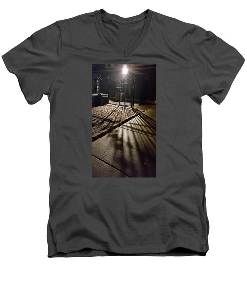 Nightshadows Men's V-Neck T-Shirt