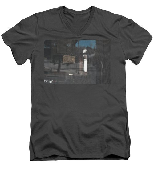 No Interest  Men's V-Neck T-Shirt