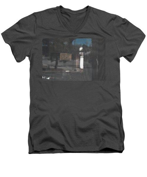 No Interest  Men's V-Neck T-Shirt