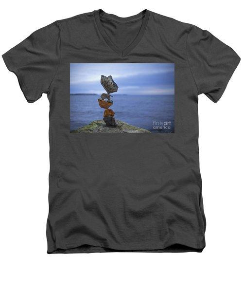 No Name 3 Men's V-Neck T-Shirt