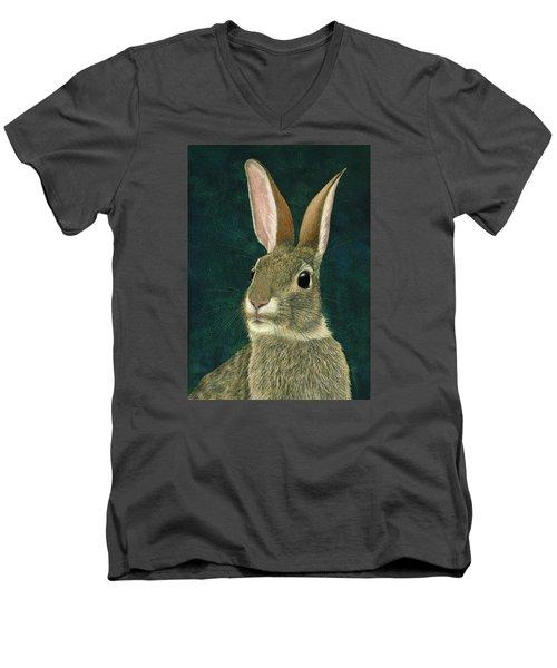 No Tricks Men's V-Neck T-Shirt
