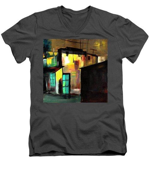 Nook Men's V-Neck T-Shirt