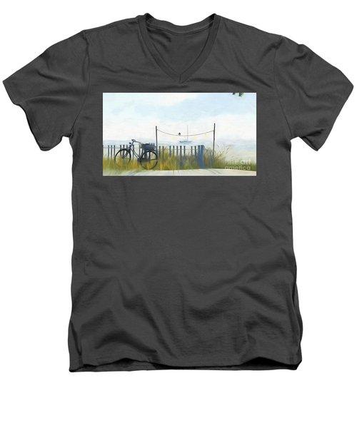 Noredney 2 Men's V-Neck T-Shirt