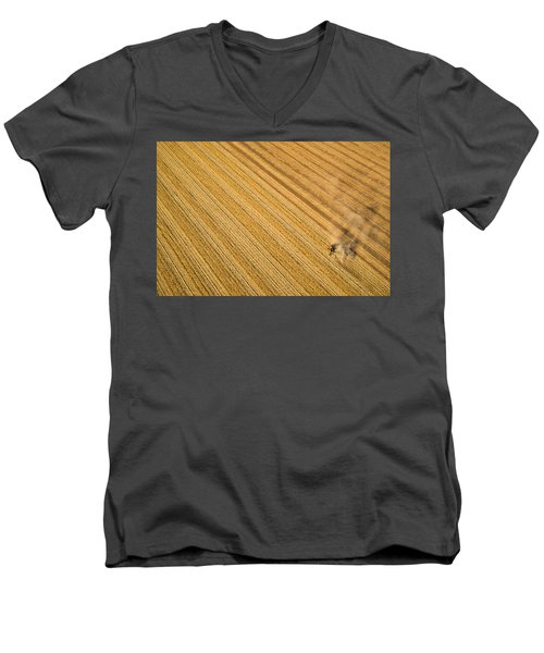 North By Northwest Men's V-Neck T-Shirt