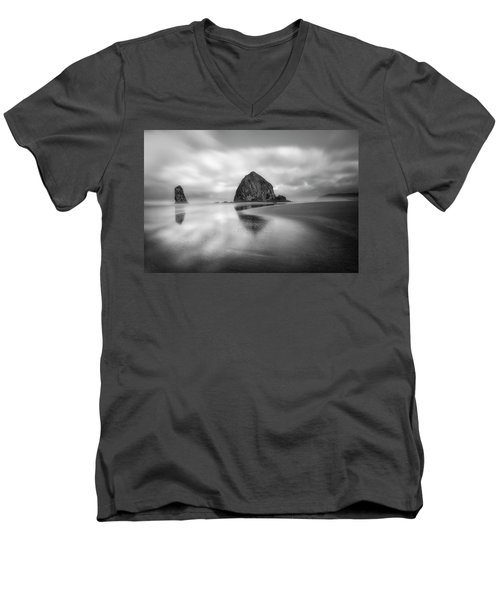 Northwest Monolith Men's V-Neck T-Shirt