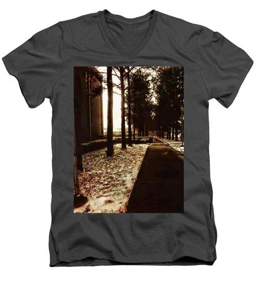 Northwest Passage Men's V-Neck T-Shirt