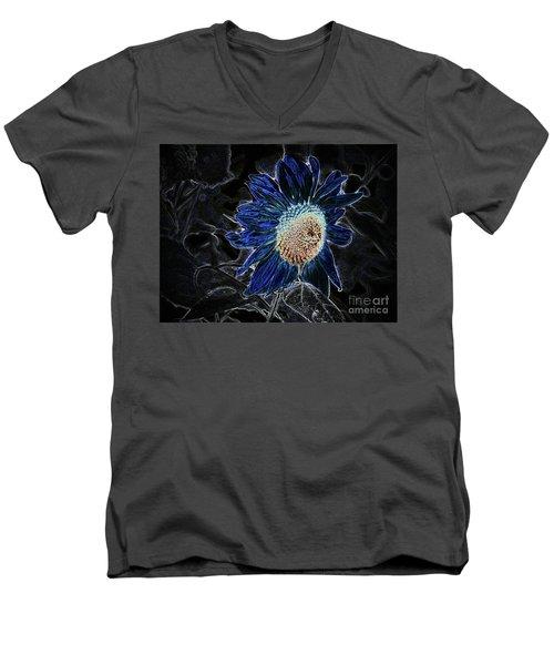 Not A Sunflower Now Men's V-Neck T-Shirt