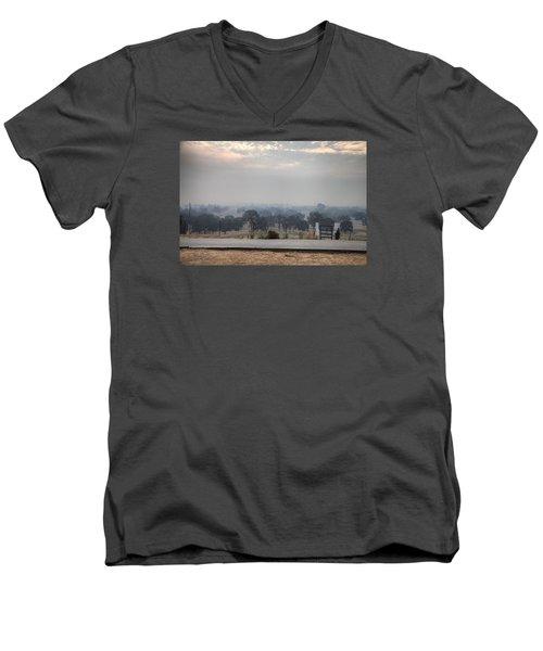 Not Clouds Men's V-Neck T-Shirt
