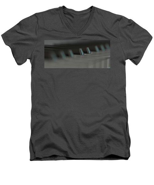 Notes Men's V-Neck T-Shirt