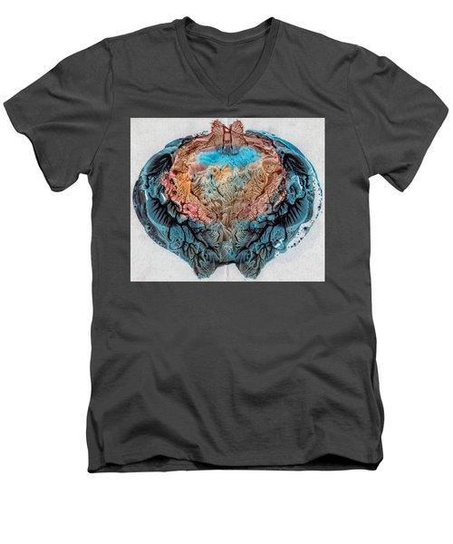 Noumenon Men's V-Neck T-Shirt