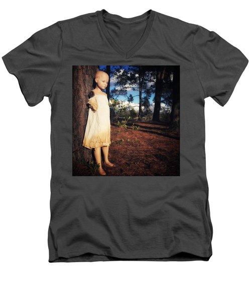 Nova Men's V-Neck T-Shirt