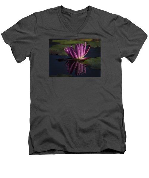 November Lily Men's V-Neck T-Shirt