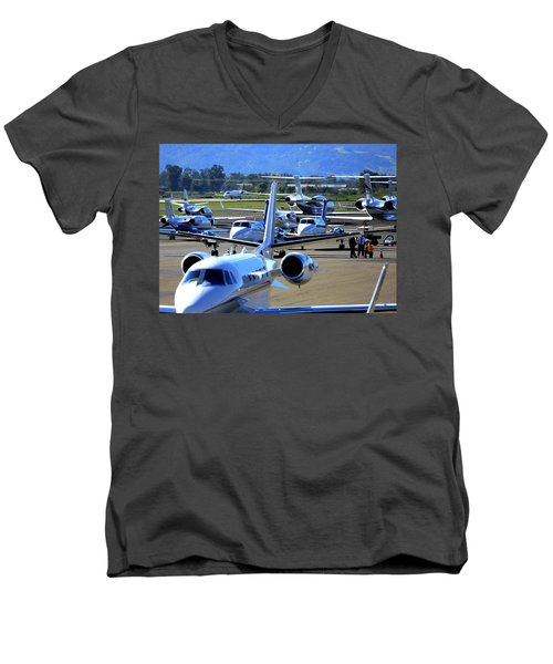 Now Where Did I Park ... Men's V-Neck T-Shirt