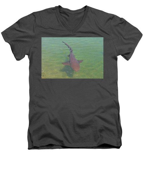Nurse Shark Men's V-Neck T-Shirt