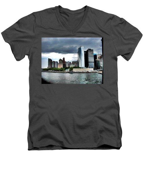 Nyc3 Men's V-Neck T-Shirt
