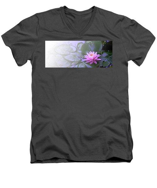 Nz Lily Men's V-Neck T-Shirt