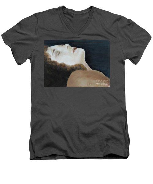Oblivion  Men's V-Neck T-Shirt