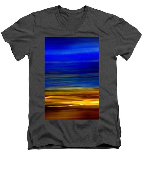 Obscure Horizons Men's V-Neck T-Shirt