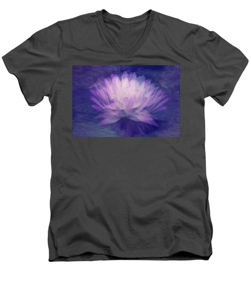 Obscured  Men's V-Neck T-Shirt