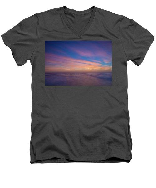 Ocean And Beyond Men's V-Neck T-Shirt