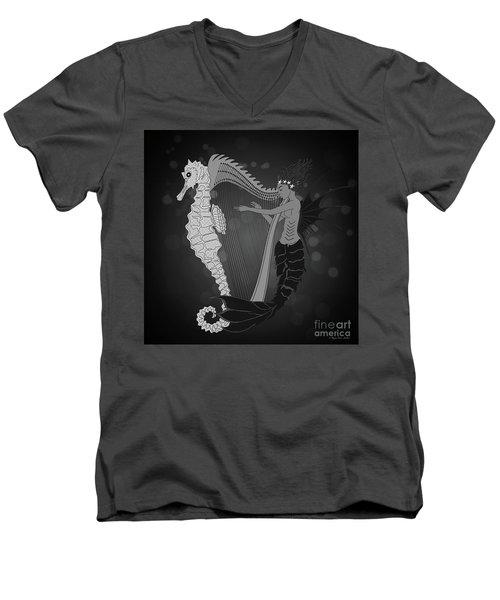 Ocean Lullaby2 Men's V-Neck T-Shirt
