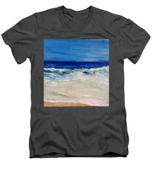 Ocean Roar Men's V-Neck T-Shirt