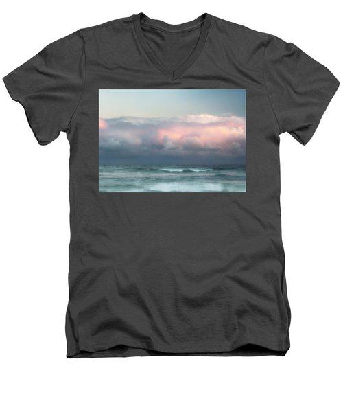 Ocean Sunset Men's V-Neck T-Shirt
