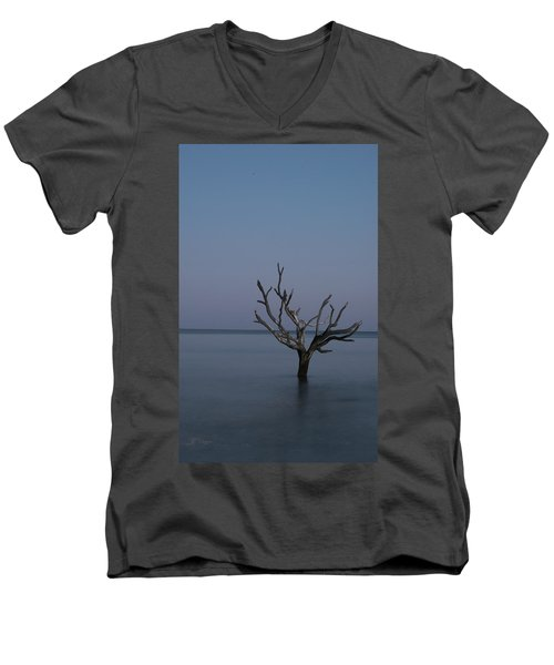 Ocean Tree Men's V-Neck T-Shirt